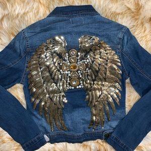 Beautiful jacket 🛍🌸